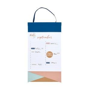 Calendar aniversare cu notițe Busy B Birthday