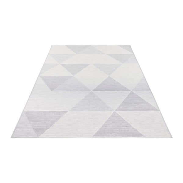 Světle šedý koberec vhodný i na ven Elle Decor Secret Sevres, 140 x 200 cm