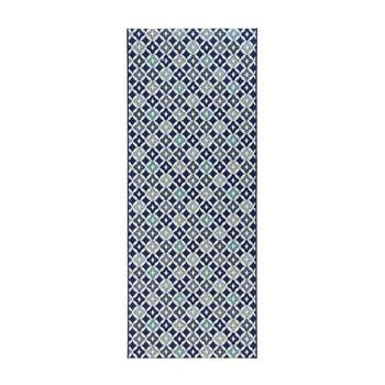 Covor de bucătărie Zala Living Reflect, 80 x 200 cm, albastru