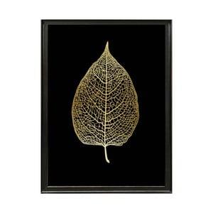 Plakát v rámu Deluxe Leaf, 70x50cm