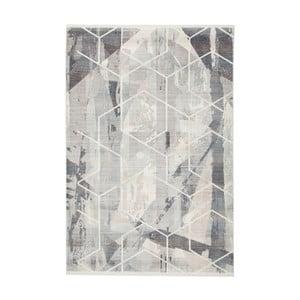 Hnědošedý koberec Obsession Sri Lanka, 150 x 80 cm