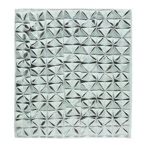 Koupelnová předložka Origami Cool Grey, 60x60 cm