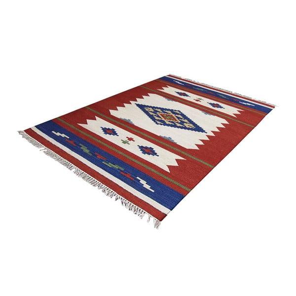 Ručně tkaný koberec Kilim Classic KL79 Mix, 125x185 cm