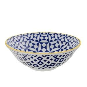 Porcelánová miska Geo Noodle Geometric No2, 21x7,8 cm
