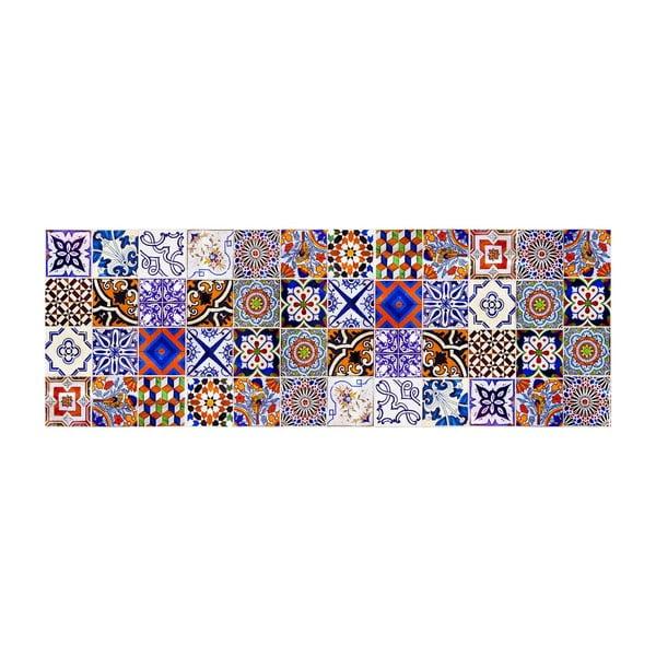 Vinylový koberec La Collage, 50x100 cm