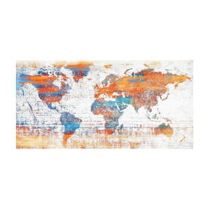 Obraz Marmont Hill Warm World, 61x30cm