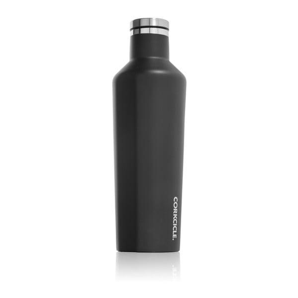 Cestovní lahev Root7 Matte Black Medium