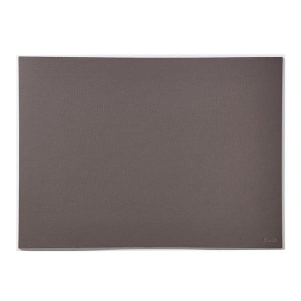 Lino Taupe Brow barna tányéralátét - Zone