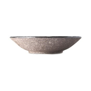 Bol din ceramică pentru supă MIJ Earth,ø24cm, bej