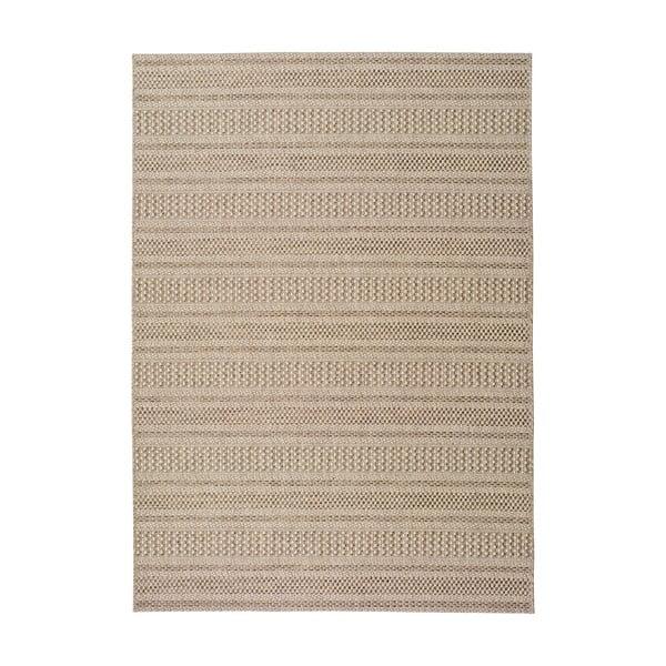 Béžový venkovní koberec Universal Tenerife Mismo, 160 x 230 cm