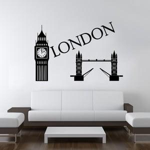 Samolepka na stěnu London