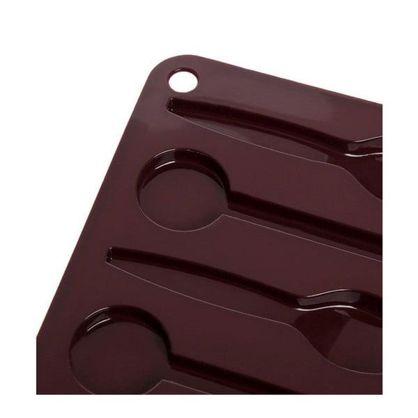 Silikonová forma na bonbóny I, 22x10x2 cm