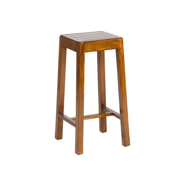 Barová stolička z akáciového dřeva Mindi Santiago Pons Madera