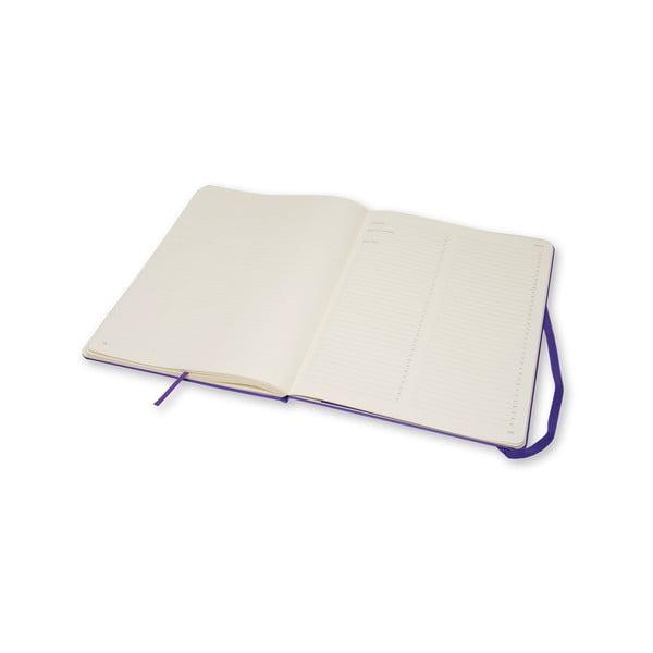 Zápisník Moleskine Pro Violet, extra velký