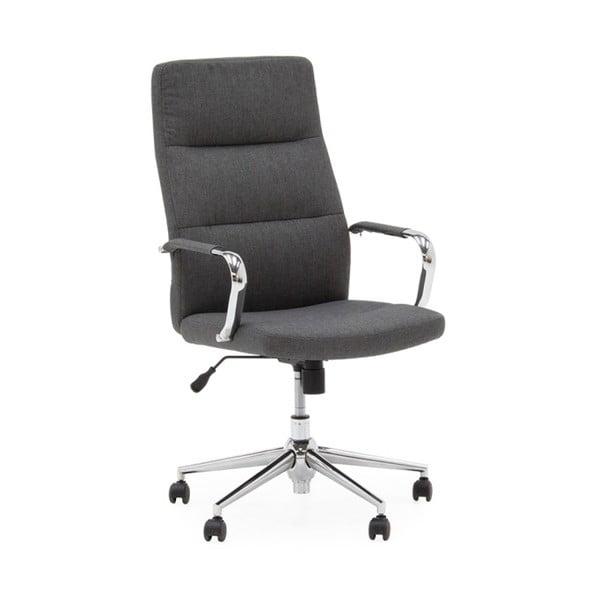 Černá kancelářská židle VIDA Living Larsson