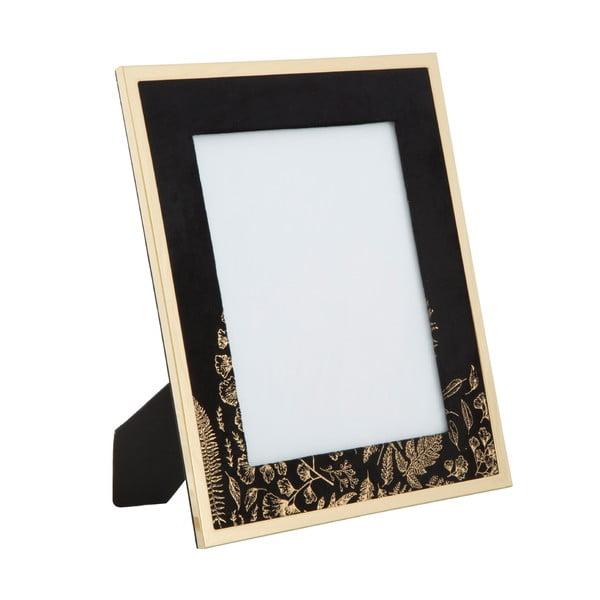 Ramă foto Mauro Ferretti Glam, 20 x 25 cm, negru