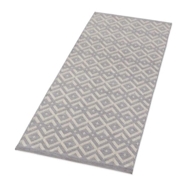 Šedý koberec Zala Living Harmony, 77x150cm
