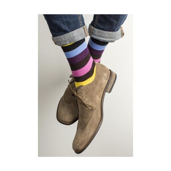 Sada 2 párů unisex ponožek Funky Steps Cha Cha,velikost39/45