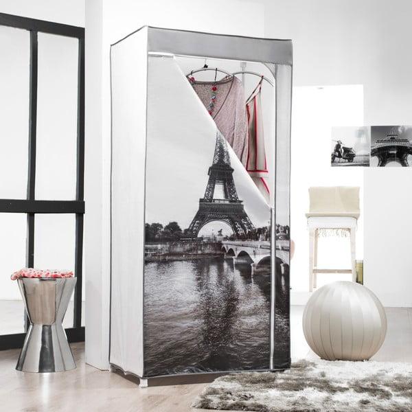 Textilní šatní skříň Compactor Wardrobe Paris