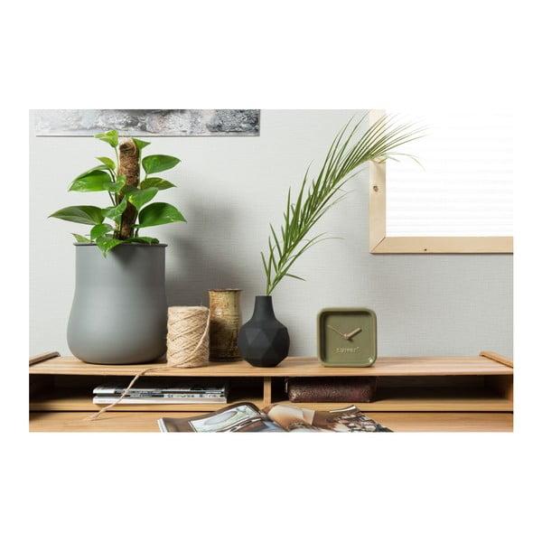 Zelené stolní hodiny Zuiver Cute