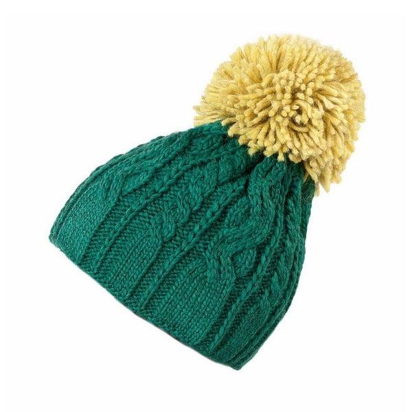 Zelená čepice Lavaii Lidia