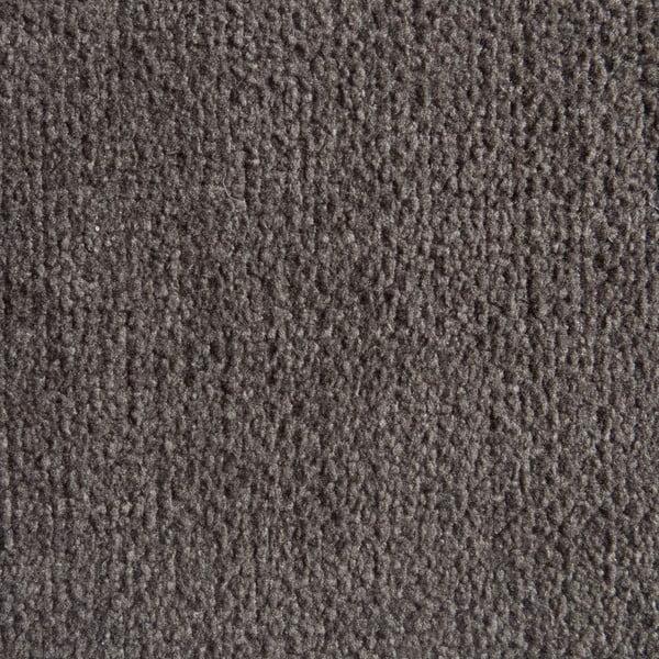 Tmavě šedé  interiérové houpací křeslo Linda Vrňáková Swingy In