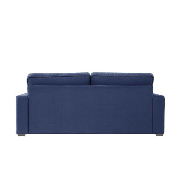 Třímístná pohovka Jalouse Maison Serena, námořnicky modrá