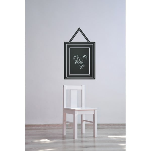 Dekorativní tabulová samolepka Quadro