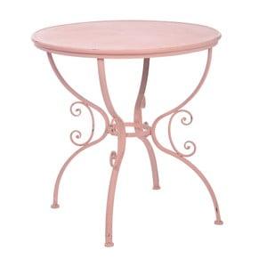 Kovový stolek Pinkie