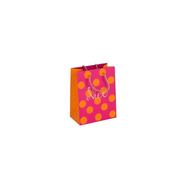 Sada 3 ks dárkových tašek Tri-Coastal Merry Bright Nice
