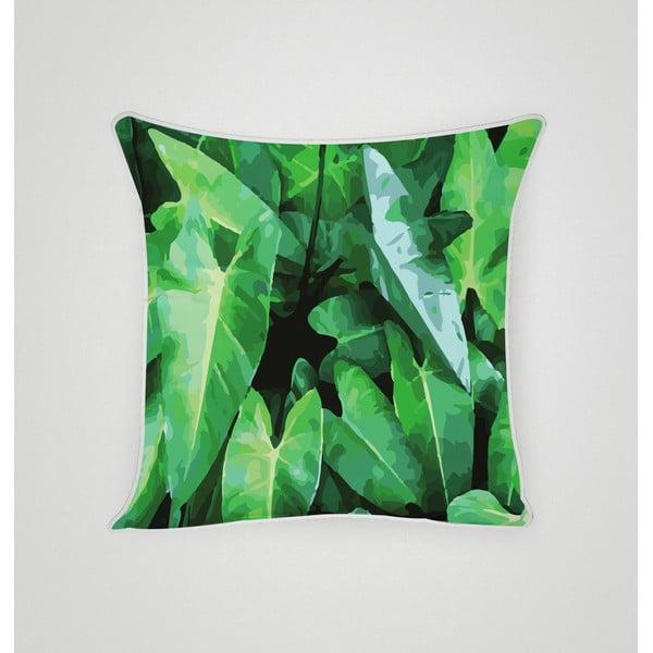 Povlak na polštář Palm Leaves II, 45x45 cm