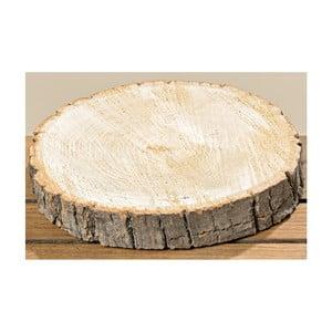Dřevěná podložka Boltze Woody, 20cm