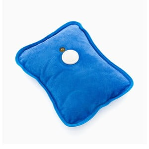 Modrý elektrický ohřívací polštářek InnovaGoods