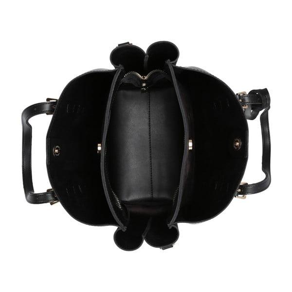 Černá kabelka Beverly Hills Polo Club Alicia
