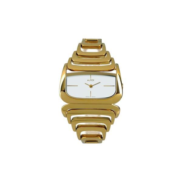 Dámské hodinky Alfex 5669 Yelllow Gold/Yellow Gold
