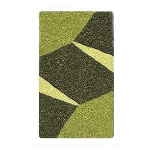 Předložka Crystal, 70x120 cm, zelená