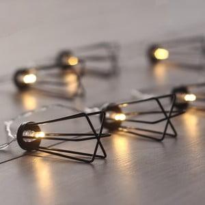 Svítící dekorativní světýlka DecoKing Deer,délka1,65m