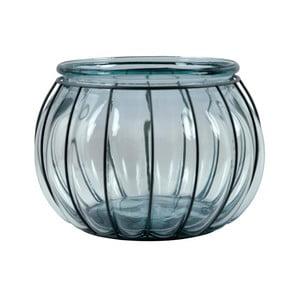 Skleněná váza Ego Dekor Fusion, výška 18 cm