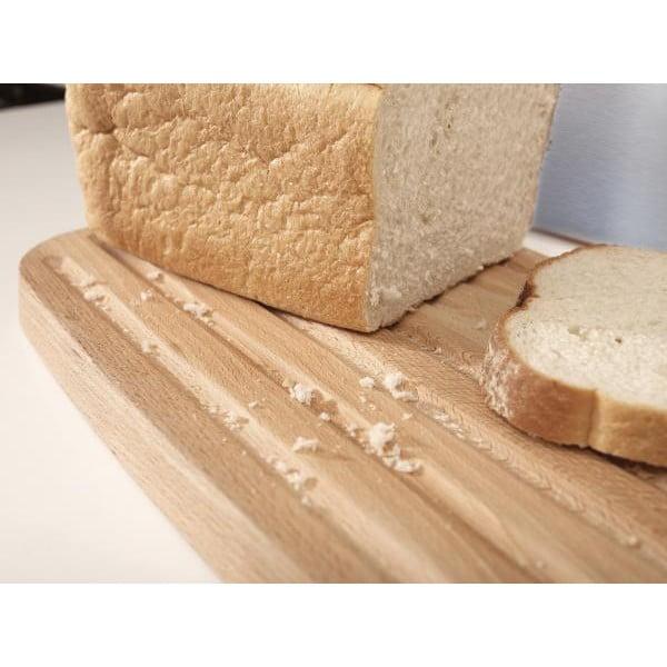 Nerezový chlébník s prkénkem Joseph Joseph Bread Bin