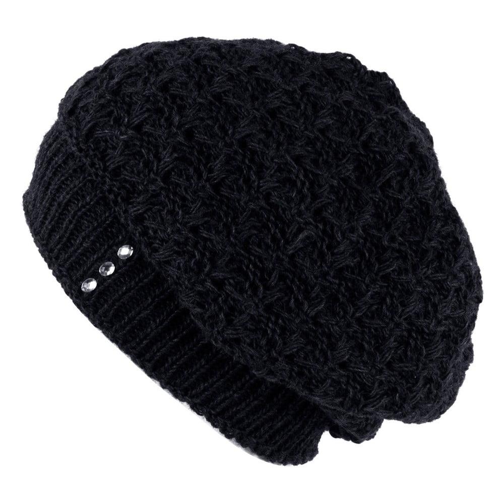 Černá dámská čepice Art of Polo Gosia