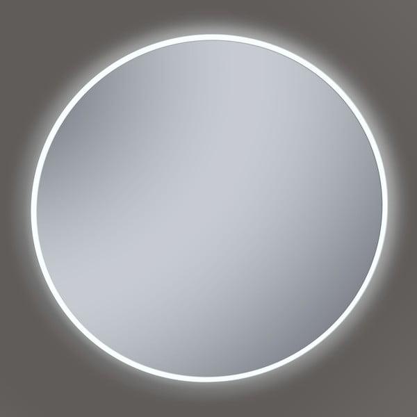 Zrcadlo s LED osvětlením Metro, Ø80 cm