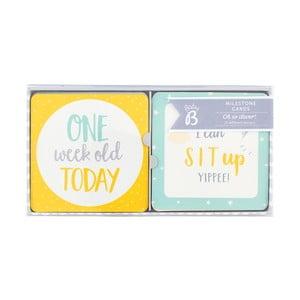 Set 24 carduri decorative Busy B Baby