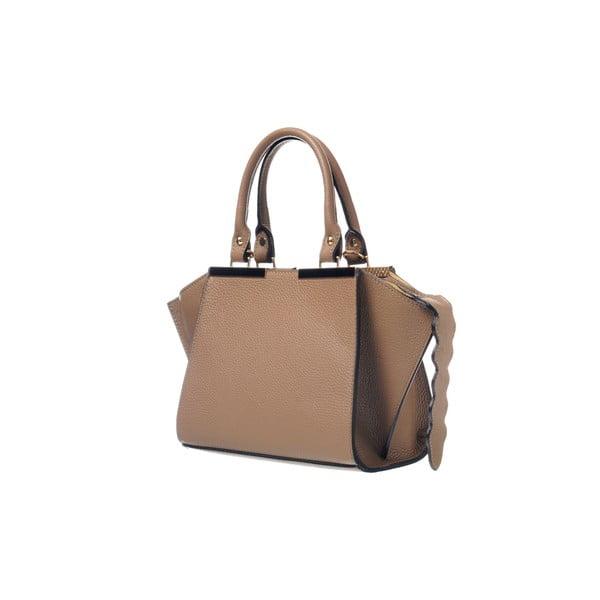Kožená kabelka Fashion Bag Taupe