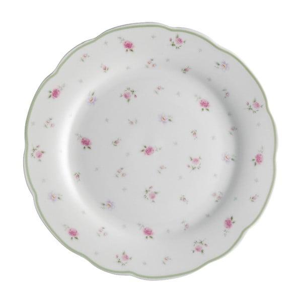 18-dielna sada tanierov z porcelánu Brandani Nonna Rosa