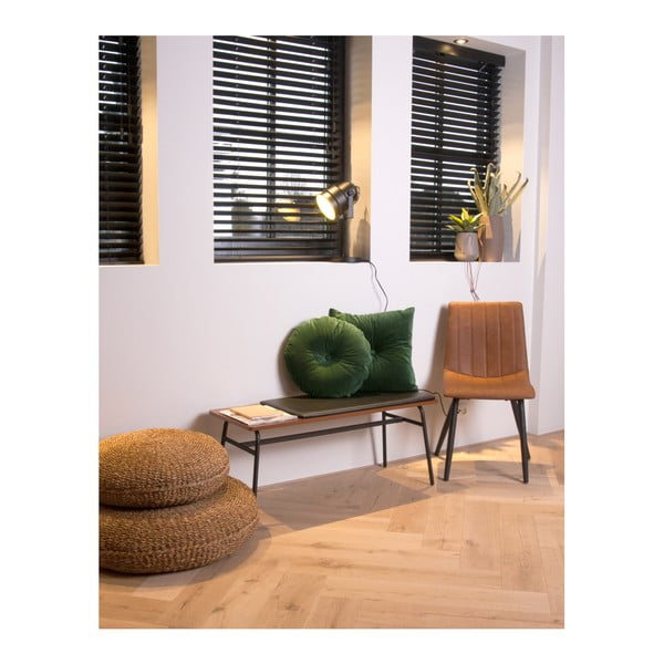 Černá stolní lampa Leitmotiv Studio