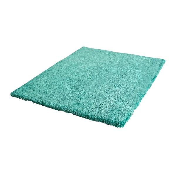 Zelený ručně vyráběný koberec Obsession My Carnival Car Jade, 60 x 110 cm