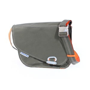 Taška Saddle-Up, olive/orange