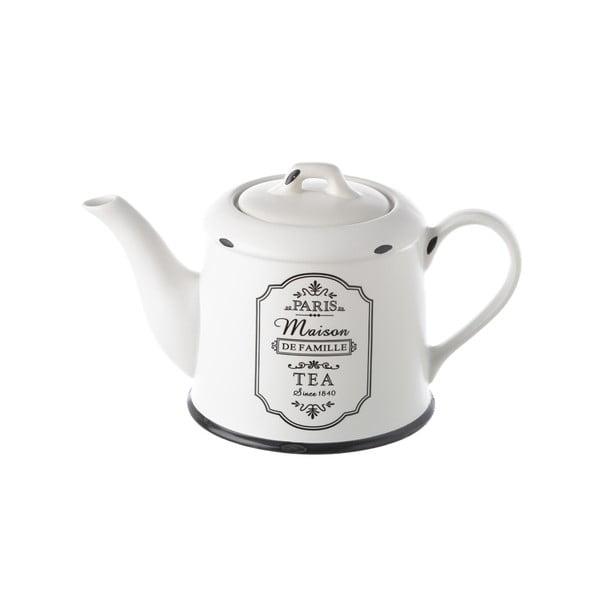 Dzbanek kamionkowy do herbaty Unimasa Paris, 1,15 l