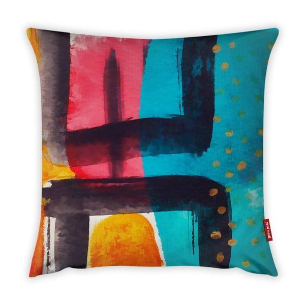 Poszewka na poduszkę Vitaus Vinalo Pop Art, 43x43 cm