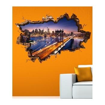 Autocolant de perete 3D Art Bo 70 x 45 cm